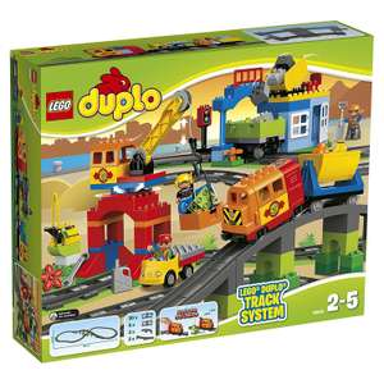 [Premium] Lego Duplo  0508 - Mon Train de Luxe