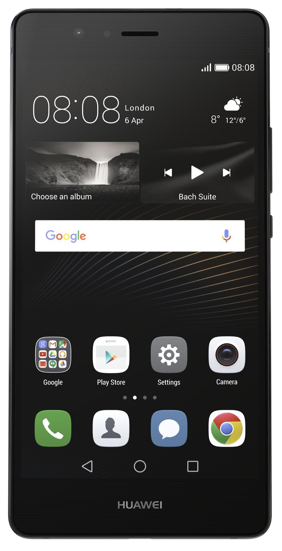 """Smartphone 5,2"""" Huawei P9 Lite Noir Dual Sim - RAM 3 Go - 16 Go (via ODR 30€)"""