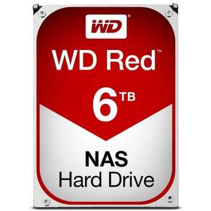 "Disque dur interne 3.5"" Western Digital WD Red WD60EFRX - 6 To (bulk)"