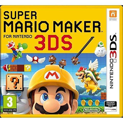 [Précommande] Super Mario Maker sur Nintendo 3DS
