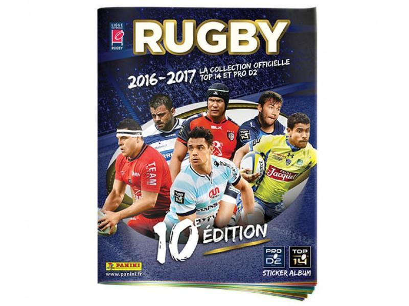 Album Rugby 2016-17 Gratuit