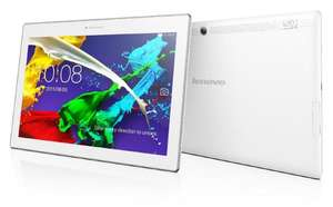 "Tablette 10"" Lenovo Tab2 A10-30 ZA0C0093SE - HD, RAM 2 Go, Android 5.1, Quad Core, 32 Go (via ODR 20€)"