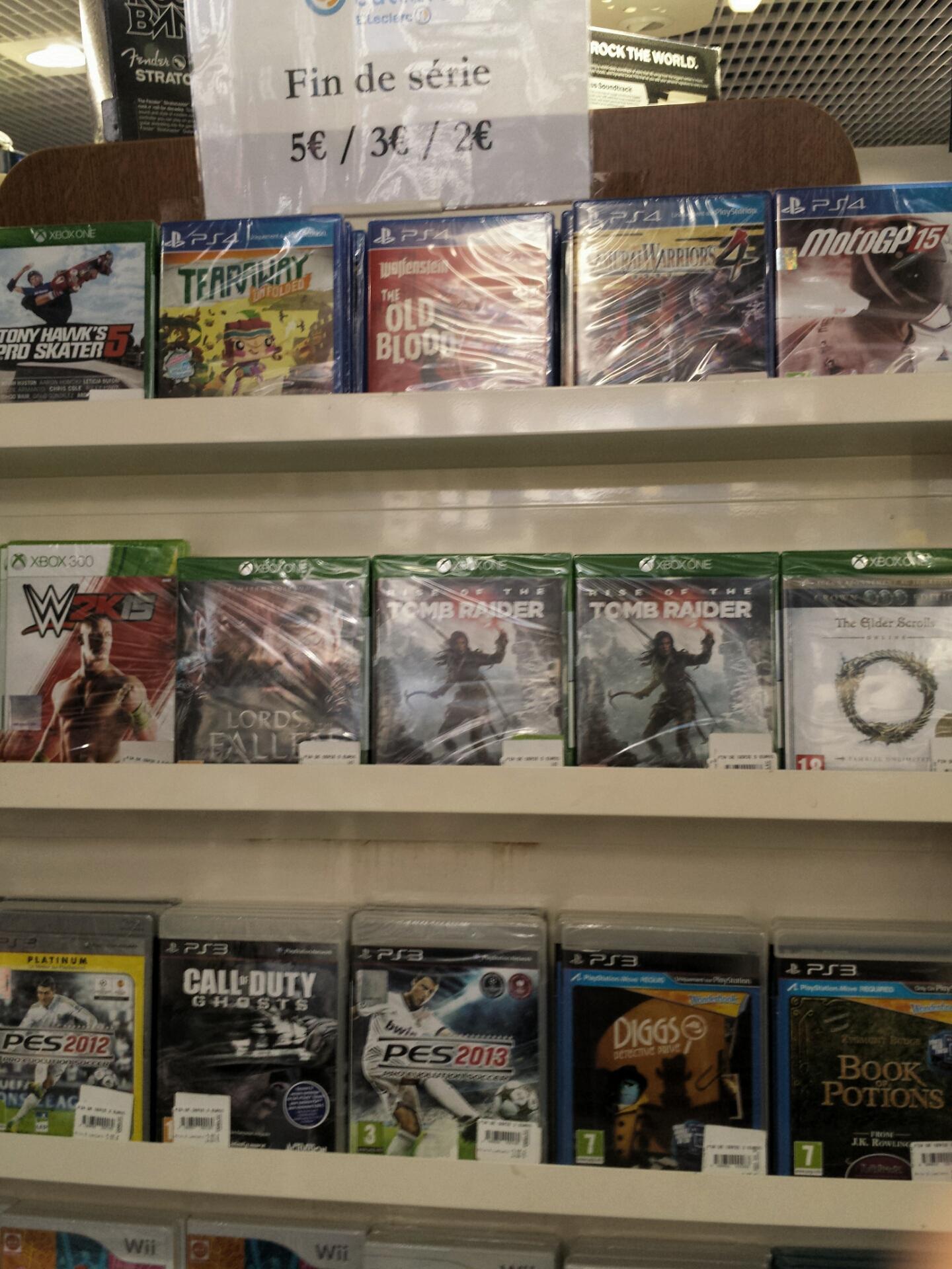 Sélection de jeux en promotion - Ex: Tearaway sur PS4