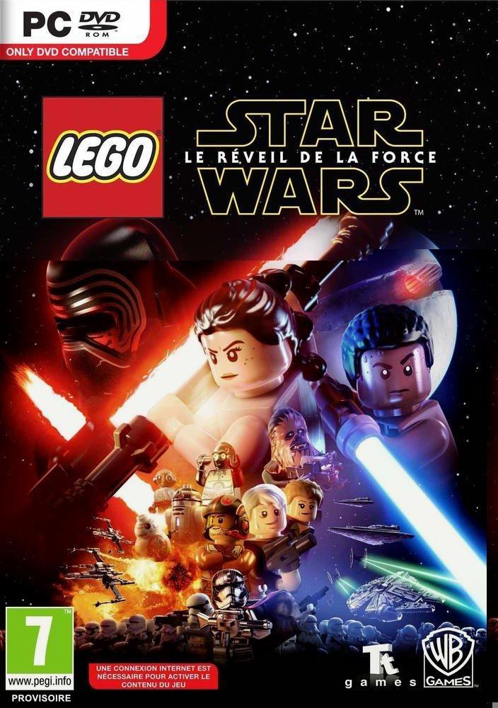 Sélection de jeux Lego en promotion - Ex: Lego Star Wars : Le Réveil de la Force sur PC