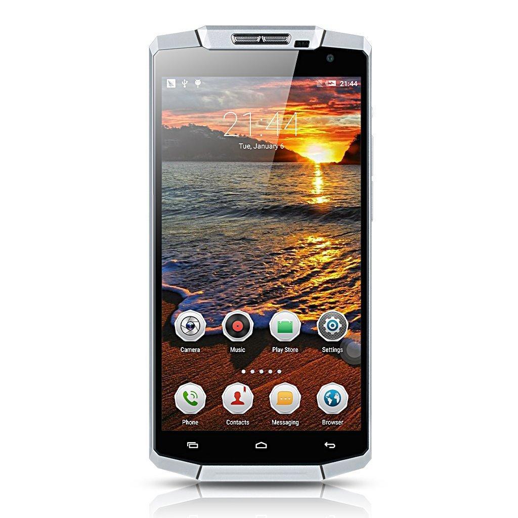 "Smartphone 5.5"" Oukitel K10000 - 16Go, 4G, Quad Core 1.0 GHz, RAM 2 Go, 10 000mAh"