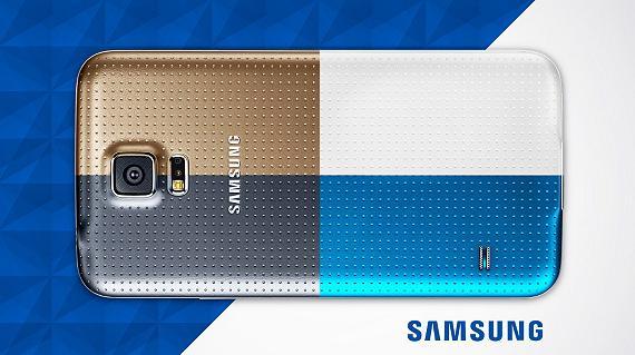 """Smartphone 5.1"""" Samsung Galaxy S5 (Reconditionné) - Grade A+ à 239€ et Grade A"""