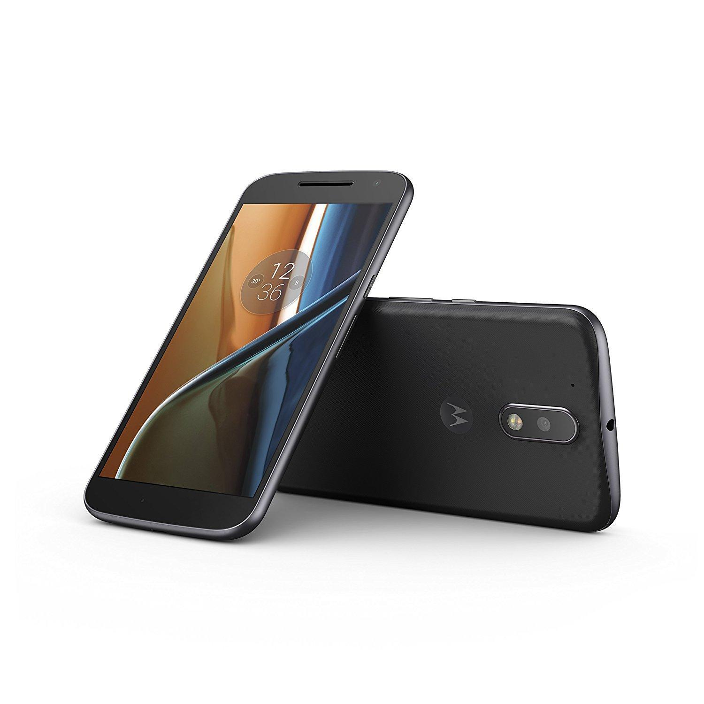 "Smartphone 5.5"" Lenovo Moto G4 - Full HD, ROM 16 Go, RAM 2 Go, Dual Sim"