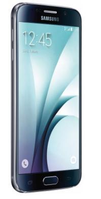 """Sélection d'articles High-Tech en promotion - Ex : Smartphone 5.1"""" Samsung Galaxy S6 - Noir, 32 Go (via 70€ sur la carte)"""