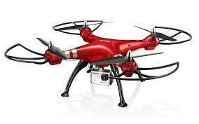 Drone Quadricoptere Syma x8hg - Rouge