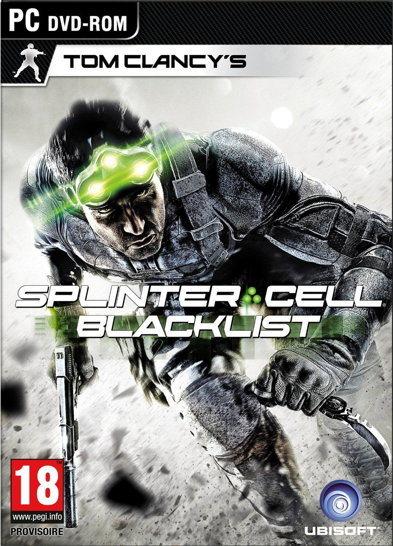 Sélection de jeux Tom Clancy's Splinter Cell sur PC (dématérialisé - Uplay) en promotion - Exemple : Splinter Cell Blacklist