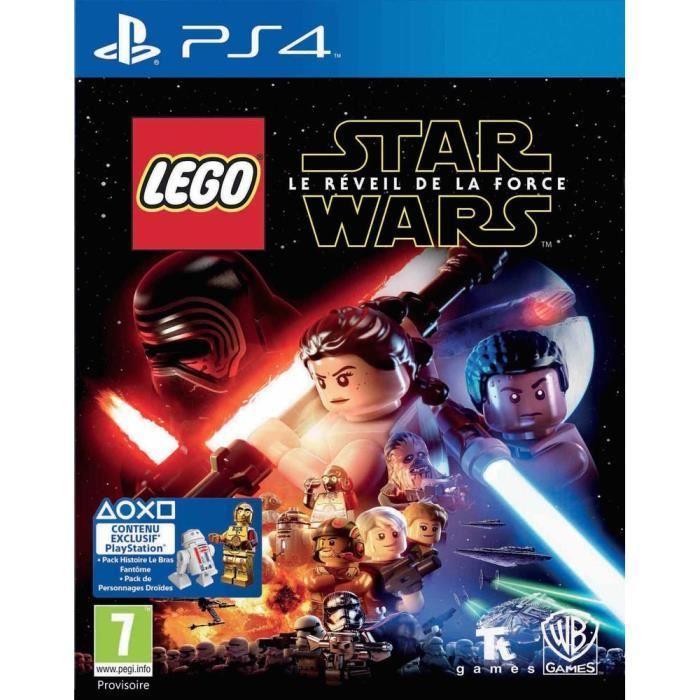 Lego Star Wars: le Réveil de la Force - Edition Classique sur PS4