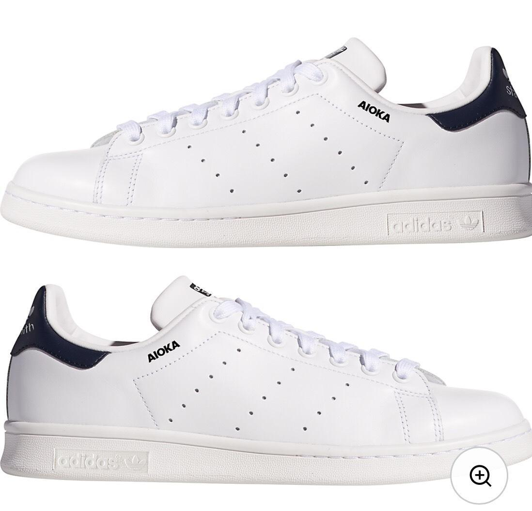 Personnalisation offerte sur une sélection de baskets Adidas et Reebok