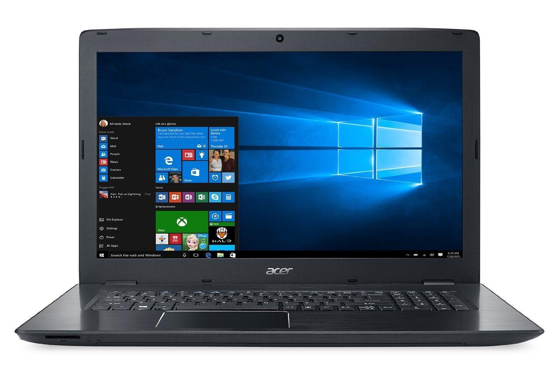 """PC portable 17""""  Acer Aspire E5-774G-74E1 - Intel i7-6500U, 8 Go RAM, 1 To, GT 940MX 2 Go"""