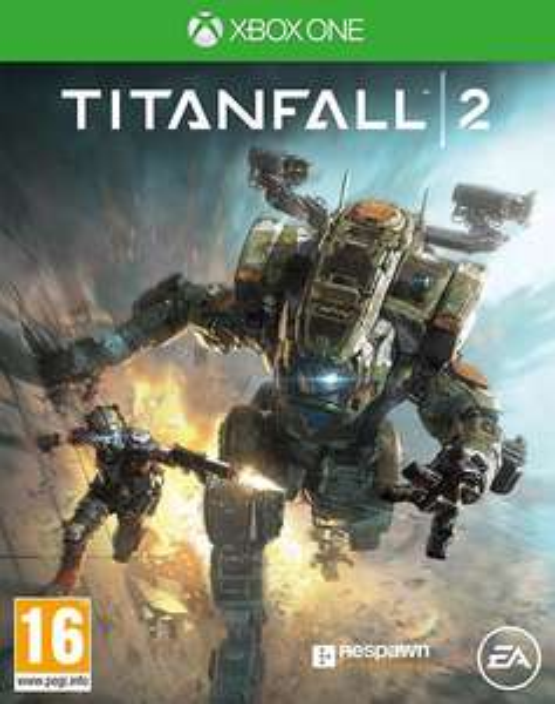 Jeu Titanfall 2 sur PS4 ou Xbox One