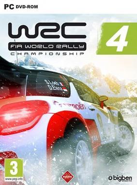 WRC 4 sur PC (dématérialisé)