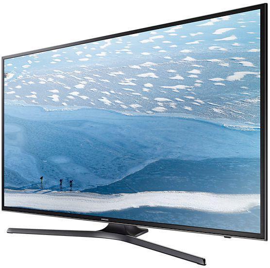 """[Carte Pass] TV 55"""" Samsung 55KU6000 - 4K (via ODR 390€ + 42€ crédité avec la carte PASS (sous conditions)"""