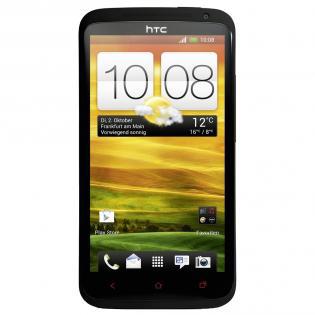 Smartphone HTC One X+ Noir 64Go