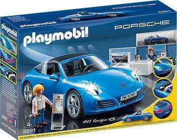 Jeu Playmobil Porsche Targa 5991