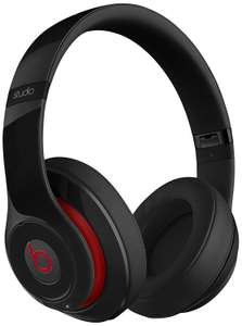 Casque Audio Sans Fil Beats Studio - Noir Brillant