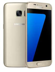 "Smartphone 5.1"" Samsung Galaxy S7 - Or (via ODR de 70€)"