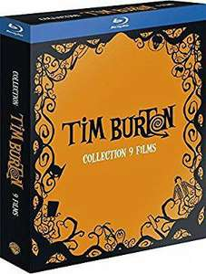 Coffret Blu-ray : Tim Burton - 9 films