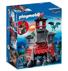 Playmobil 5480 Secret du Dragon Fortress