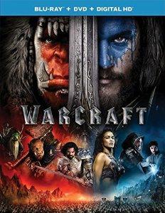 Warcraft (Blu-ray + DVD + Digital HD)