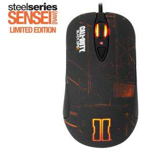 Souris filaire Gaming Steelseries Sensei RAW Call Of Duty Black Ops II