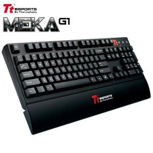 Clavier mécanique gamer TT eSPORT Meka G1 Noir