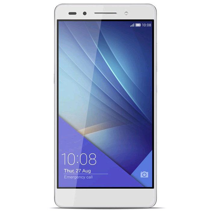"""Smartphone 5.2"""" Honor 7 LTE - 3 Go RAM, 16 Go, Dual Sim, Gris"""