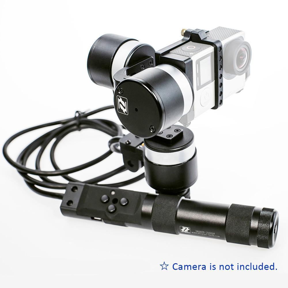 Stabilisateur 3 axes Zhiyun Z1-Rider2 pour camera GoPro, Yi, etc