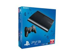 Console Sony PS3 12 Go (avec Buyster à 153.99€)