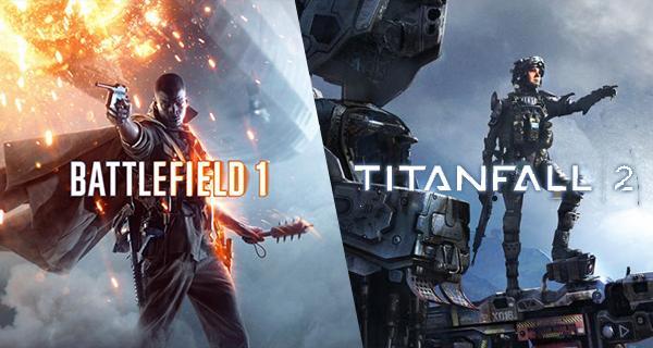 Titanfall 2 + Battlefield 1 sur Xbox One et PS4