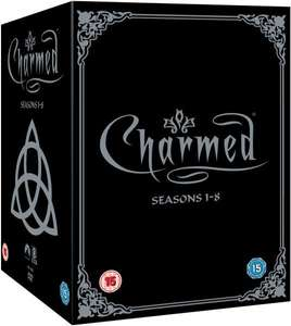 Coffret DVD Charmed - The Complete Collection (8 saisons)