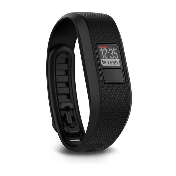 Bracelet connecté avec détection d'activité Garmin Vivofit 3