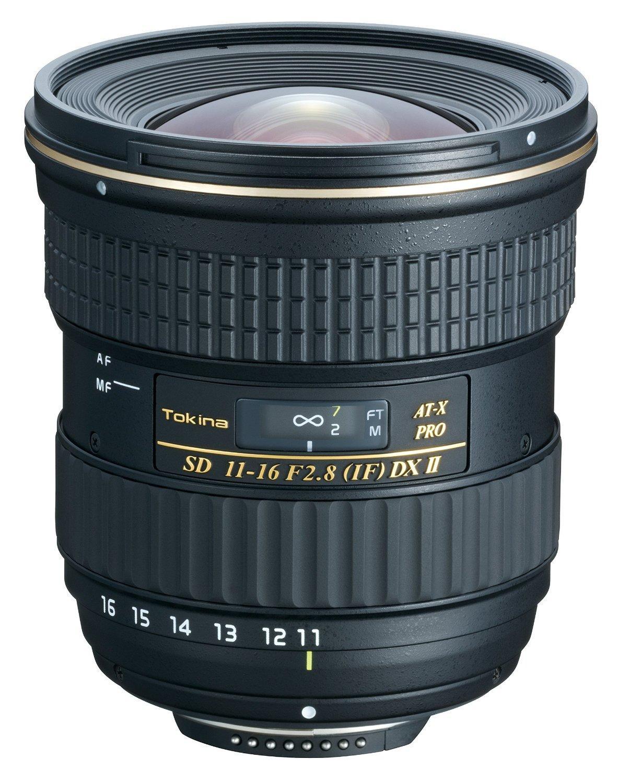 Objectif pour reflex Canon et Nikon Tokina AT-X PRO DX II  11 à 16 mm f 2.8