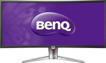 """Écran PC incurvé 35"""" BenQ XR3501 - 2560x1080, 144 Hz, 4 ms"""