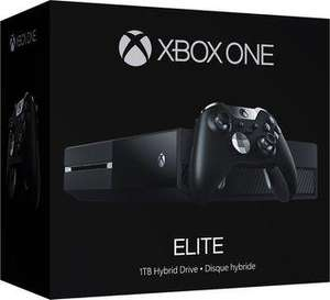 Sélection de packs console Microsoft Xbox One en promotion - Ex : Xbox One Elite (1 To) + Gears of War 4