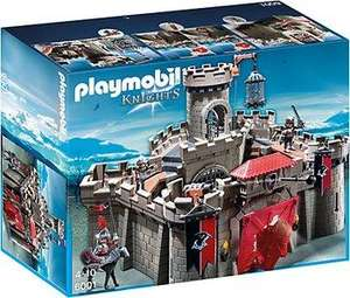 Jouet Playmobil Citadelle des chevaliers de l'Aigle (6001)