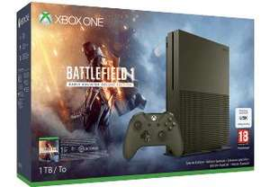 Pack Microsoft  Xbox One S Collector Battlefield 1 Edition