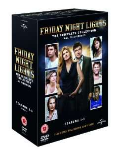 Pré-commande : Intégrale DVD Friday Night Lights