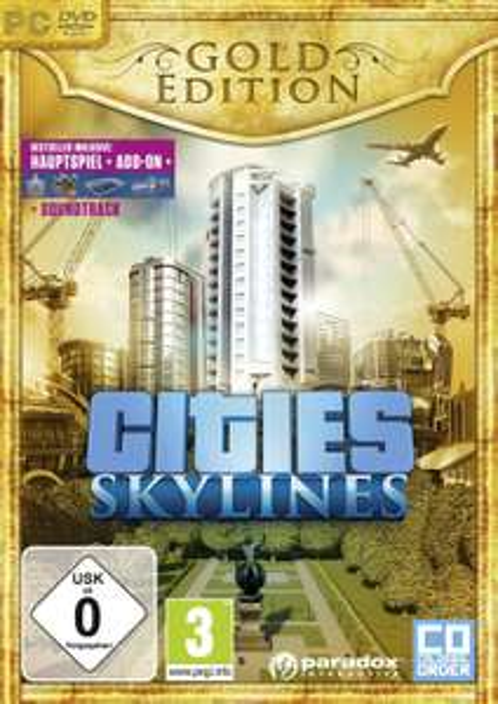 Cities: Skylines Gold Edition sur PC / Mac