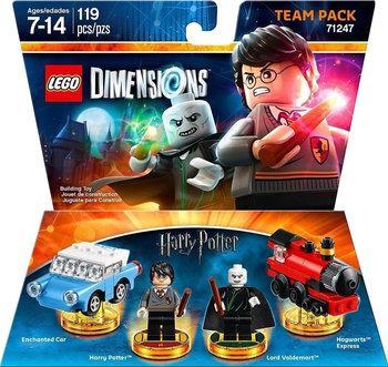Sélection de jouets Lego Dimensions en promotion - Ex : Team Pack - Harry Potter