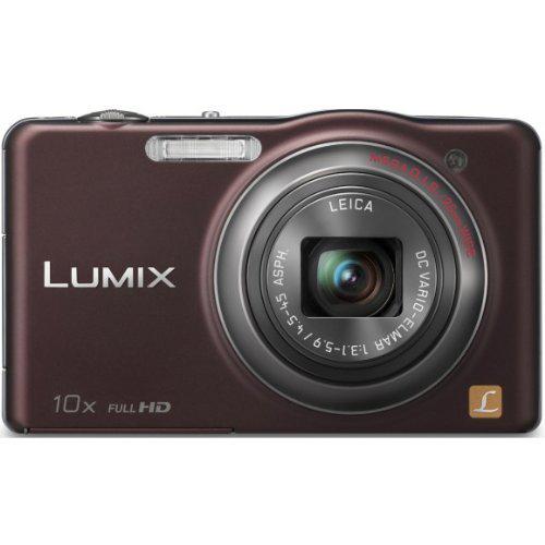 Appareil photo Panasonic Lumix DMC-SZ7 + Carte SD 4 Go + Batterie supplémentaire