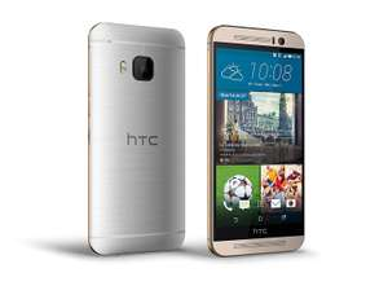"Smartphone 5"" HTC One M9 LTE - SLCD Full HD, Quad-core Snapdragon 810, RAM 3Go, eMMC 32Go, 2840mAh"