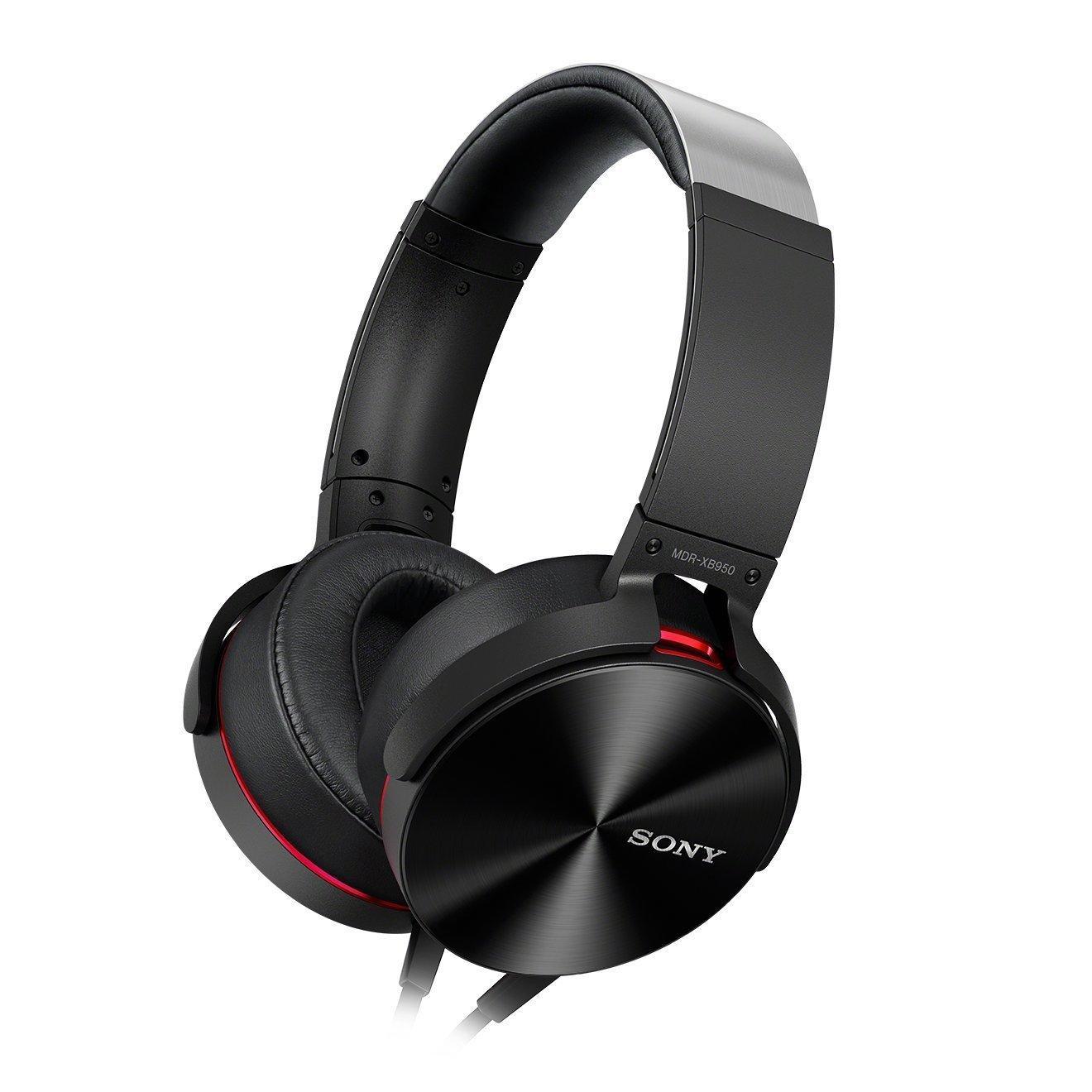Casque Audio filaire Sony MDR-XB950AP - Noir