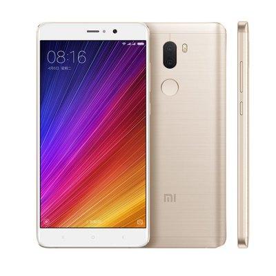 "Smartphone 5.7"" Xiaomi Mi 5S Plus - Snapdragon 821, RAM 6 Go, ROM 128 Go, Or"