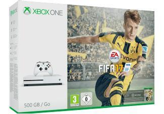 Sélection de pack Xbox One S en promo - Ex : Pack Xbox One S 500 Gb + Fifa