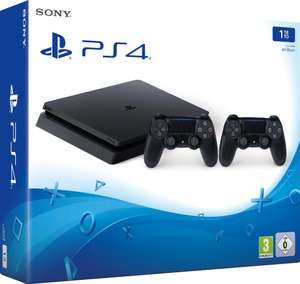 Console Sony PS4 Slim 1 To + 2ème manette