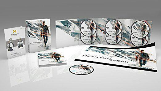 Jeu Quantum Break sur PC - Edition Collector